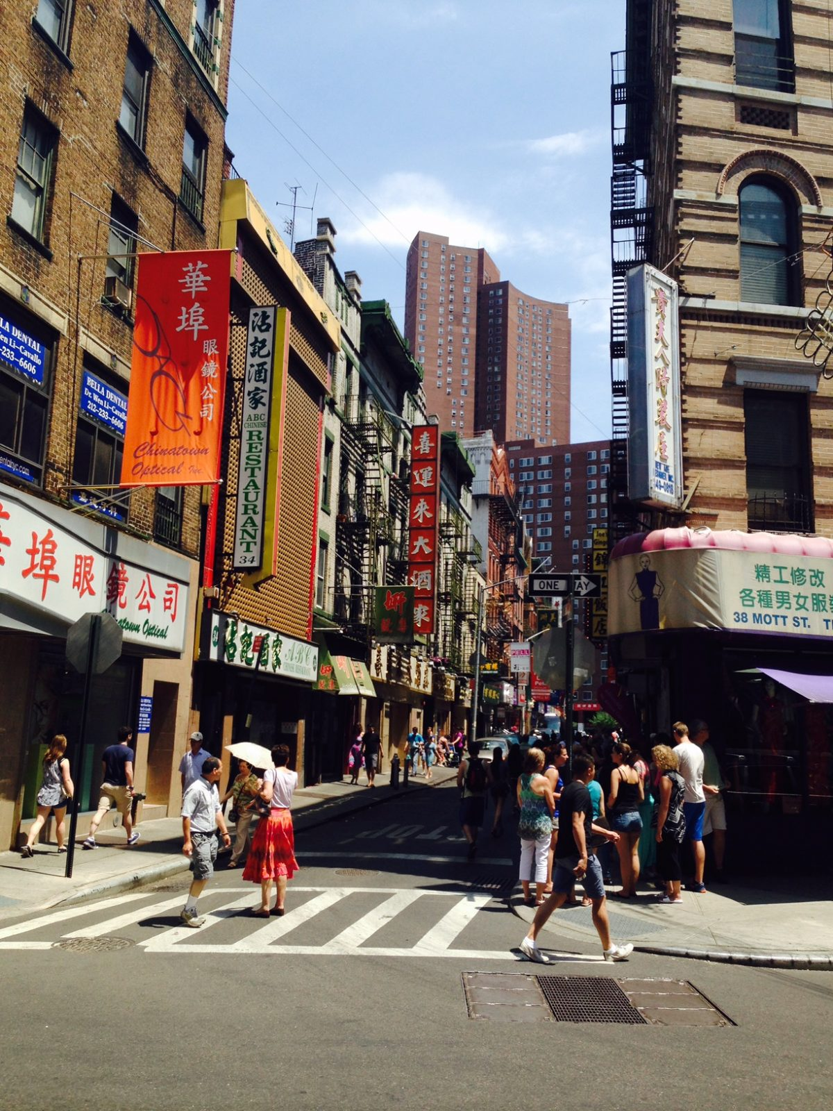 Manhattan Chinatown