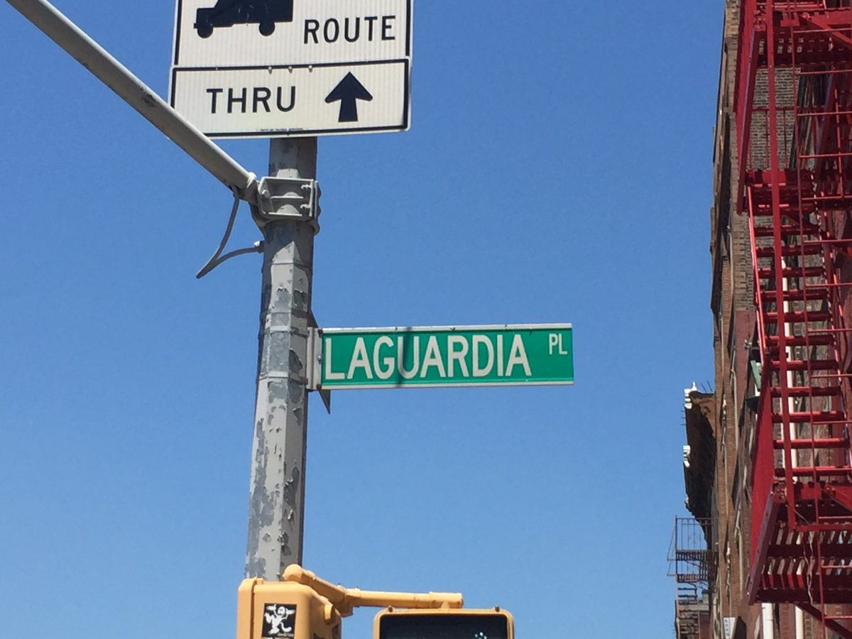 Fiorello LaGuardia: Mayor for the Ages