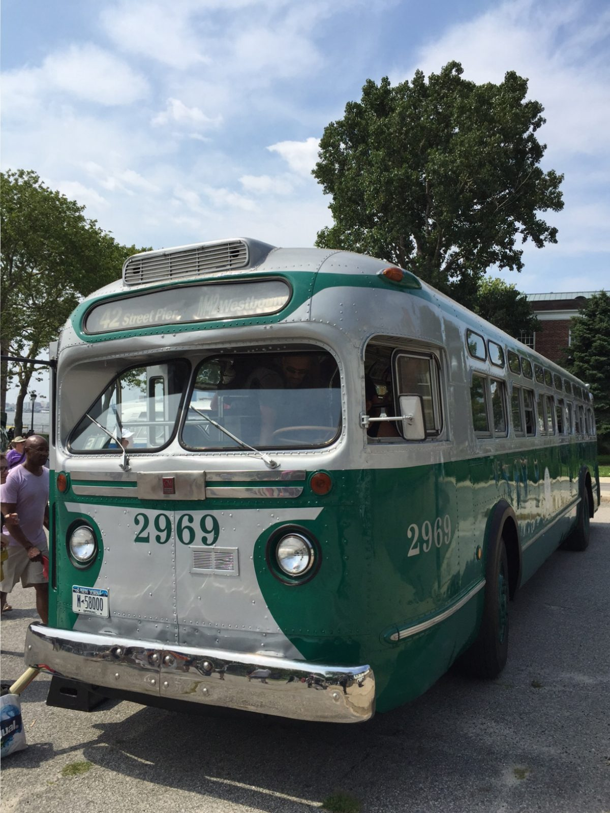 Busing Around New York–A Short Guide