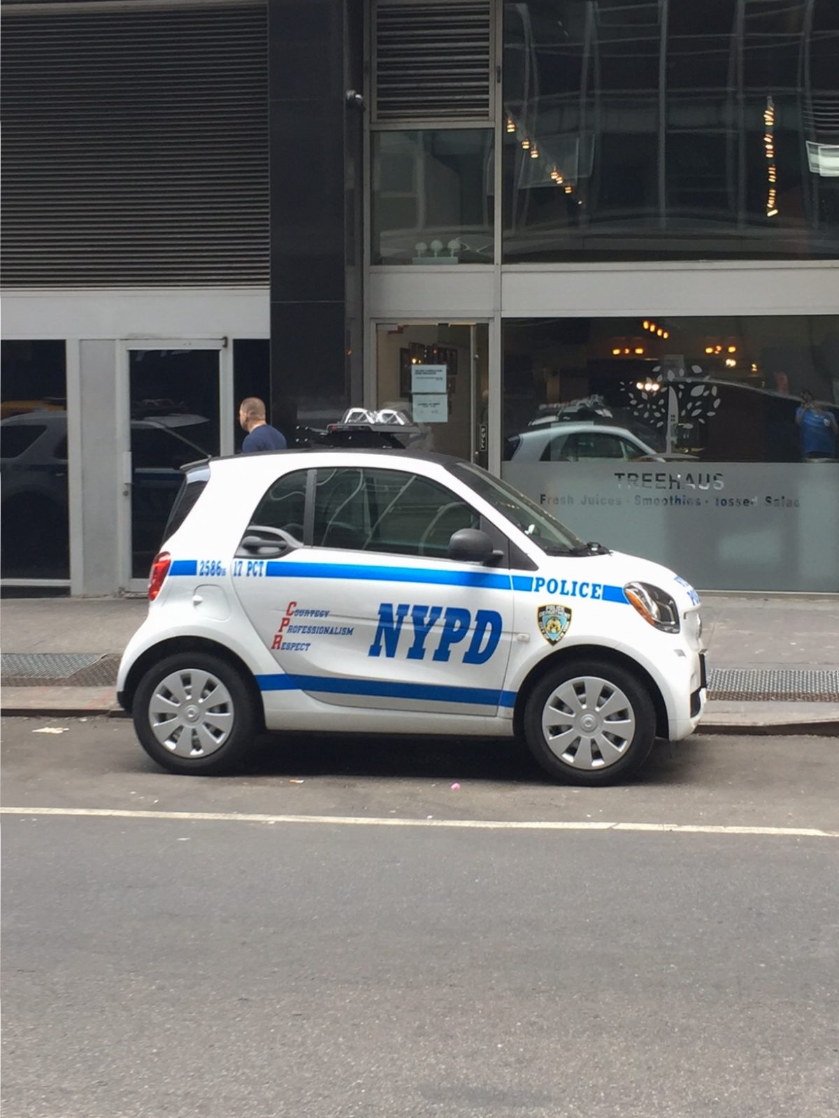 Law and Order in the City