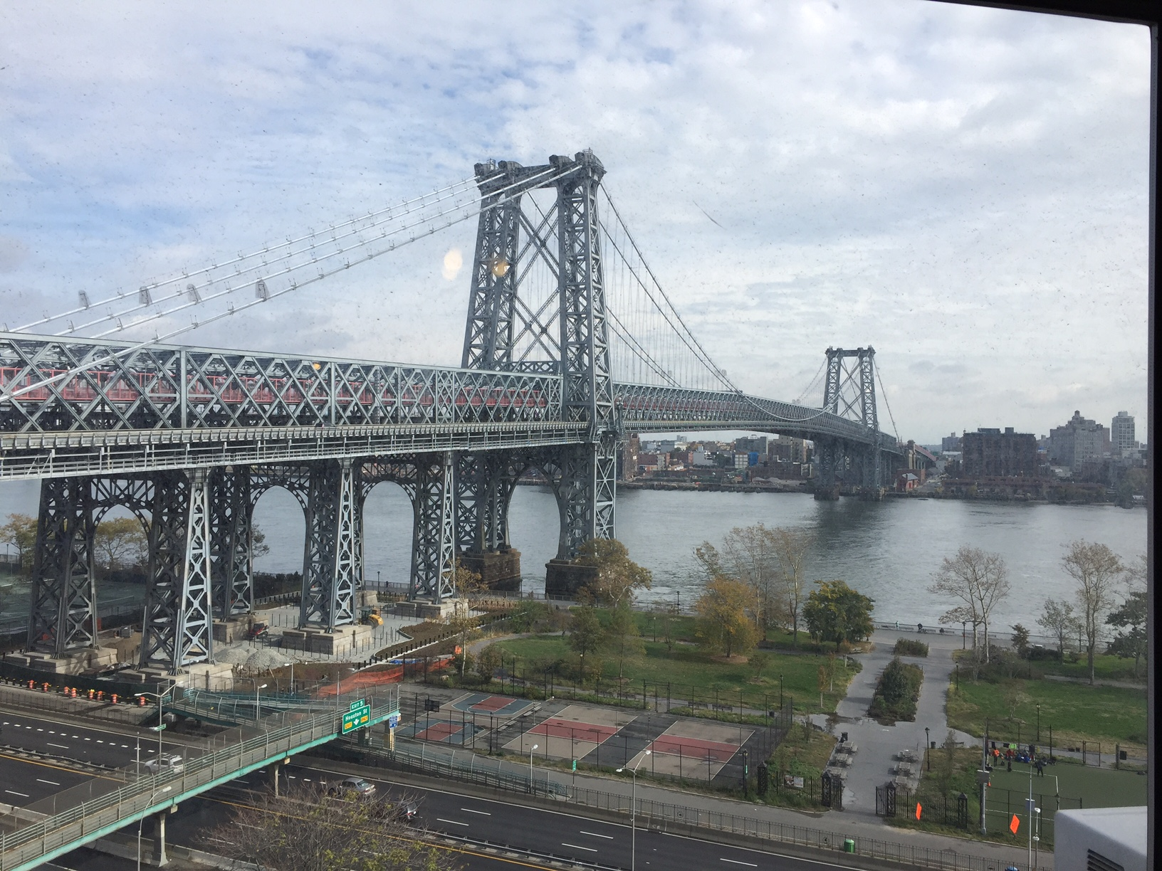 Williamsburg Bridge Sights By Sam