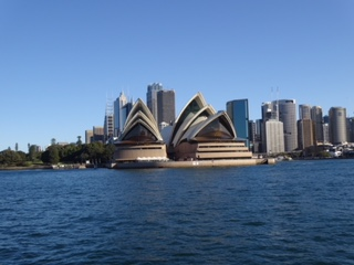 Your City and New York: Sydney